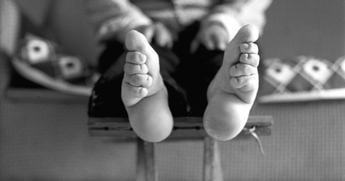 More than just their feet: powerful photos of China's last female foot binders