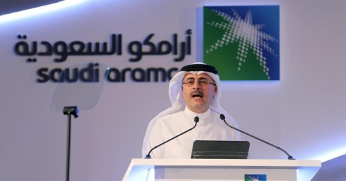 Saudi Aramco has lost the title of world's most profitable company