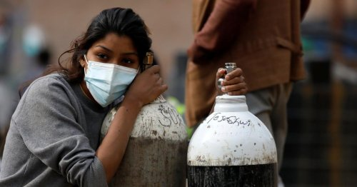 How an NGO helped 10,000 Covid-19 patients survive India's oxygen shortage