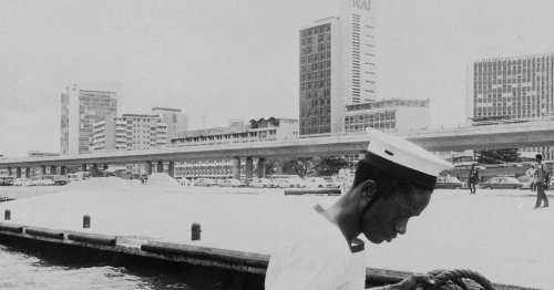 The unplanned journey that led Lagos to becoming an overwhelmed megacity