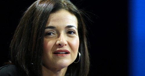Sandberg and Zuckerberg's differing responses to criticism epitomizes sexism at work