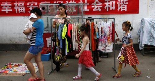 China is marching closer to a population crisis