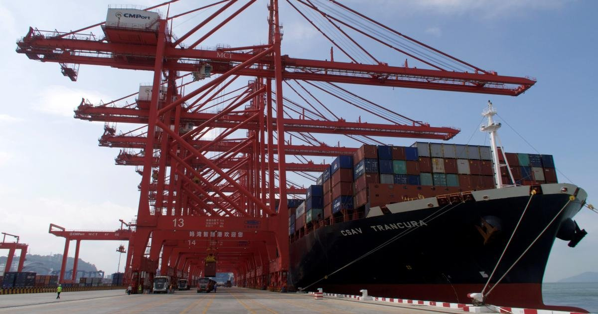 The pandemic is making a mess of shipping from China