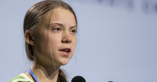 How to talk about climate change like Greta Thunberg
