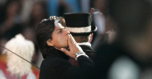 The old SRK wouldn't have kept quiet about his son's arrest
