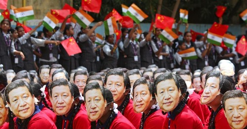 A tech firm with ties to Beijing is reportedly monitoring over 10,000 Indians, including Modi