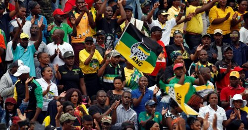 Race still permeates South Africa's politics 25 years after apartheid's end
