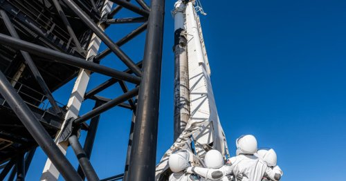 SpaceX's Inspiration4 mission is an inflection point for the orbital economy