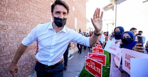 Did Canadian prime minister Justin Trudeau make a mistake calling for a snap election?