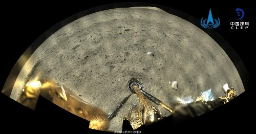 A Chinese robot is bringing home moon rocks, and US bots will soon follow