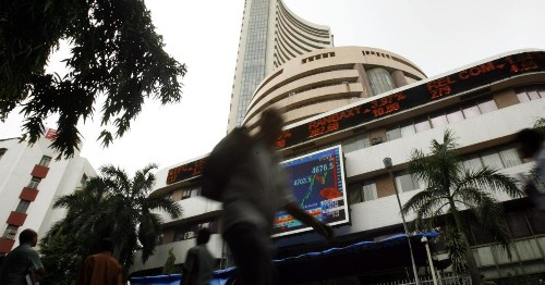 India's historic stock market boom has started to worry its central bank