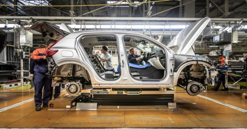 Volvo wants to beat other automakers to climate-friendly steel