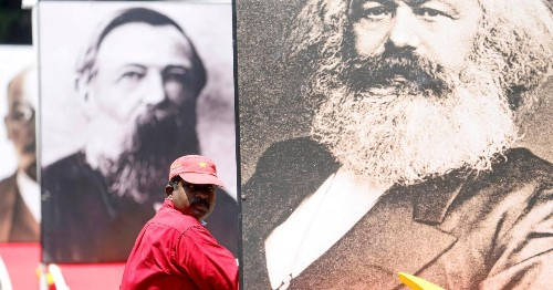 Capitalism is unfolding exactly as Karl Marx predicted