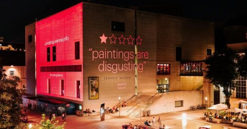 Vienna's new ad campaign uses negative travel reviews to lure tourists