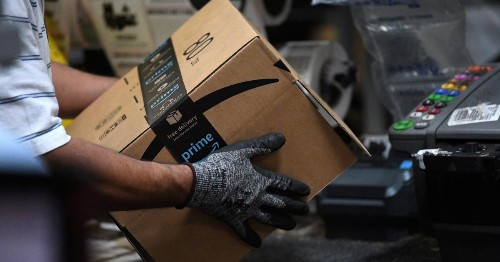 Small businesses' holiday success on Amazon comes at a cost