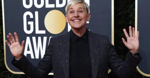 The hard lesson Ellen DeGeneres says she learned about leadership
