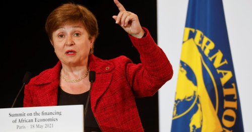 Why are African countries supporting the IMF's Kristalina Georgieva?