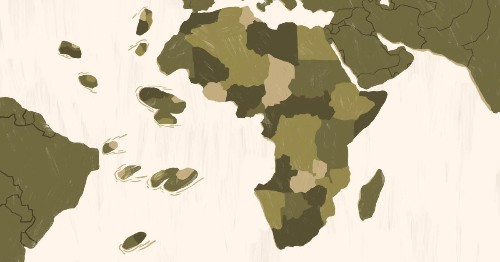 What is owed Africa