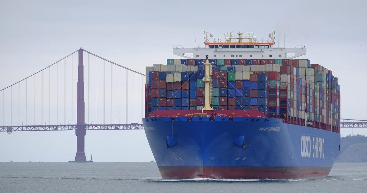 Shipping now faces the highest price on carbon for any global industry
