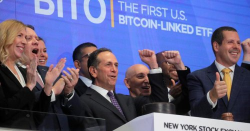 The ETF revolution is going to disrupt bitcoin