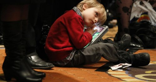 Technology is not ruining our kids. We are.
