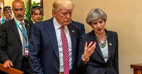 New US tariffs are a bad sign for Brexit Britain's trade deal hopes