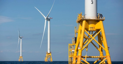 "Wind farms in the middle of the sea could provide us with ""civilization-scale"" power"