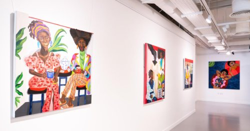 A new London exhibition aims to bring female African artists into the mainstream