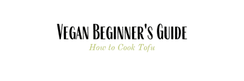 How to Cook Tofu - Perfectly Crispy Tofu - Rabbit and Wolves