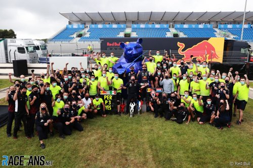 Red Bull's French GP win disproves accusations over tyres and wings - Horner · RaceFans
