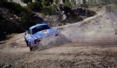 WRC 10 Reveal Trailer, Screenshots, Information