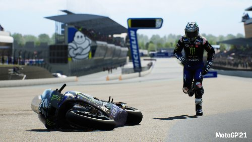 MotoGP 21 Screenshots Show Off New Liveries