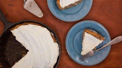 Skillet Dessert: Banana Cake