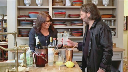 "How To Make John's ""Sundays With Mom"" Champagne Cocktail 