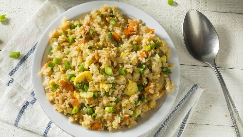 This Easy Fried Rice Is Delish For Any Meal