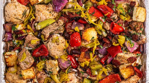 13 of Our Best, Incredibly Easy Sheet Pan Dinners