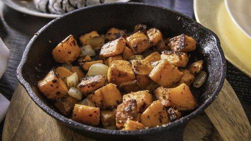 Quick & Easy 3-Ingredient Roasted Sweet Potatoes