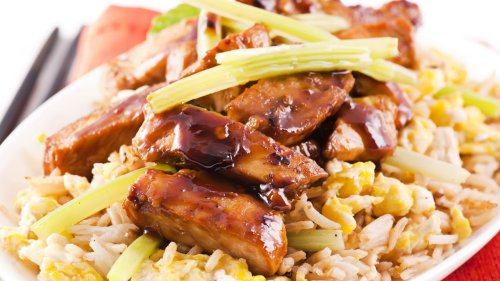 Slow Cooker Meal: Teriyaki Chicken