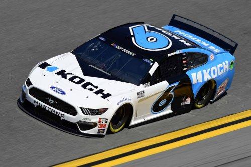 Ryan Newman keeps his Daytona crash car - Racing News