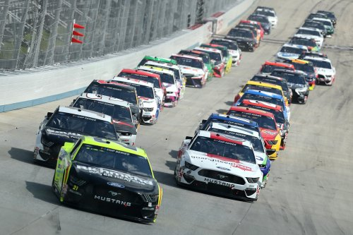 Dover Starting Lineup: May 2021 (NASCAR Cup Series) - Racing News