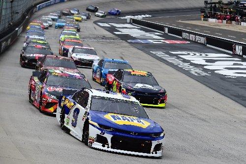 Bristol Starting Lineup: May 31, 2020 (NASCAR Cup Series)