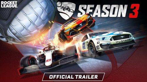 NASCAR coming to Rocket League - Racing News