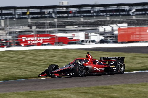 Indianapolis Starting Grid: May 2021 (Indycar Series)