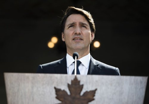 Trudeau rolled the dice on a snap election. Canadian voters will decide whether his gamble pays off.
