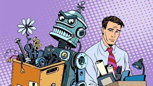 Will robots actually take your job? - Raconteur