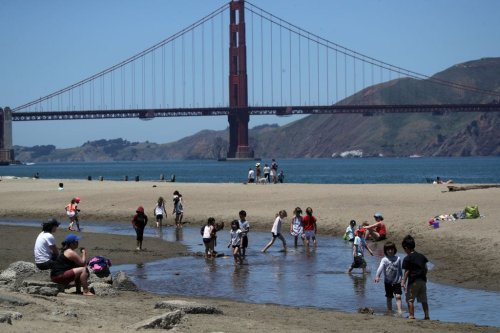 Here's how hot it's going to get in the Bay Area