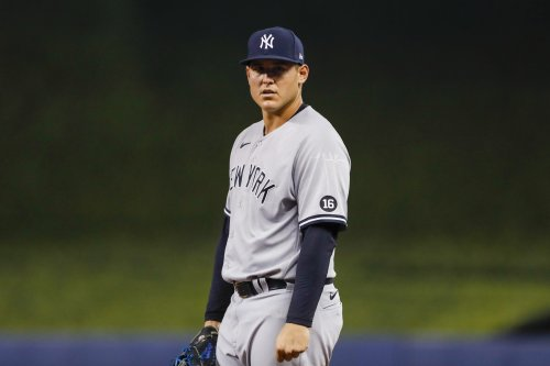 Anthony Rizzo is off to an insanely hot start with Yankees