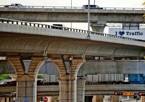 Northbound I-35 to northbound US 183 flyover to close for several months beginning Sunday