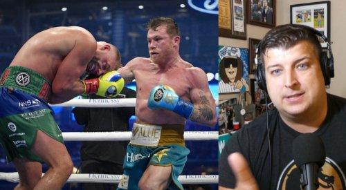 Tobin Recaps Canelo's KO Of Billy Joe Saunders