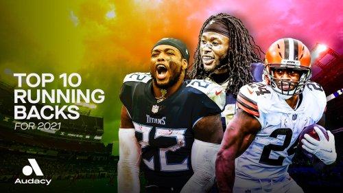 Top 10 NFL running backs for 2021 season, ranked
